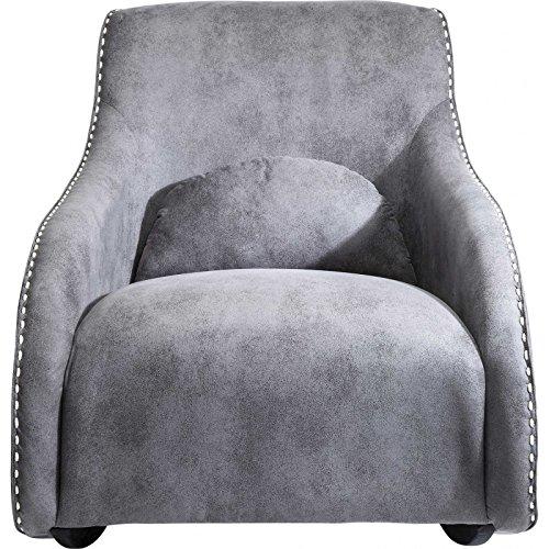 Kare 77145 Sessel Swing Ritmo Vintage Eco, Grau