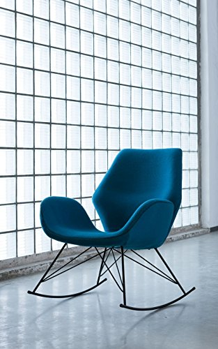 Schaukelstuhl florida turquoise stoff b76xt80xh87 by kare design m bel24 for Schaukelstuhl stoff