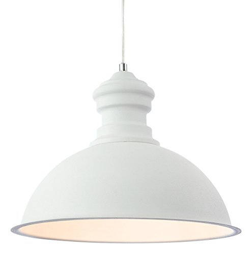 Firstlight 2307 CN E27 Edison Schraube 60 Watt Azteken Rough Sand Beton Anhänger Licht – parent Sand White