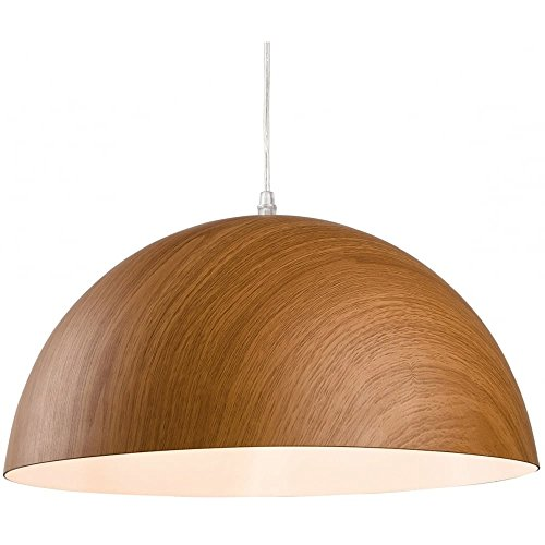 Firstlight 3443 60 W Forest Anhänger, braun Holz