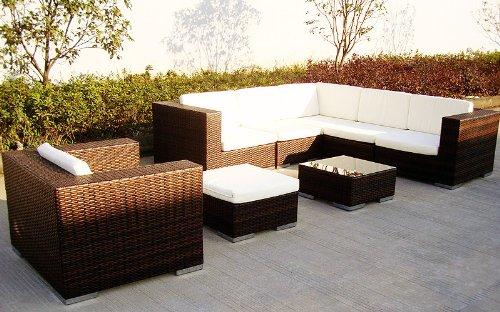 baidani rattan sitz garnitur garden dream 21 teilig m bel24. Black Bedroom Furniture Sets. Home Design Ideas