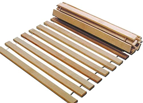 90x200 Rollrost 11 Leisten nicht verstellbar unverstellbar Rolllattenrost Fichtenholz