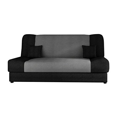 schlafsofa jonas sofa mit bettkasten und schlaffunktion. Black Bedroom Furniture Sets. Home Design Ideas