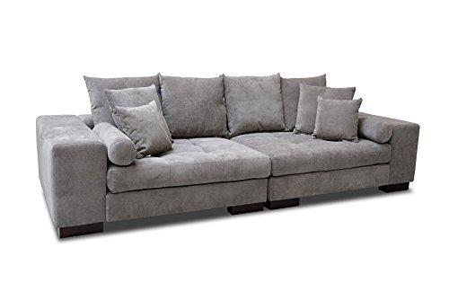 Bigsofa Aspen Wohnlandschaft Sofa Couch Schlafsofa Mega XXL 01319
