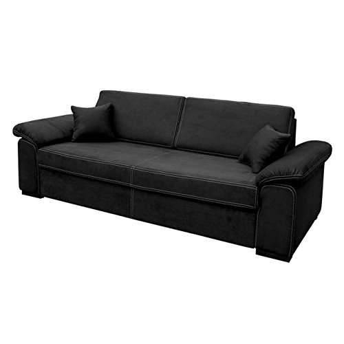 sofa mit schlaffunktion dauerschl fer inspirierendes design f r wohnm bel. Black Bedroom Furniture Sets. Home Design Ideas