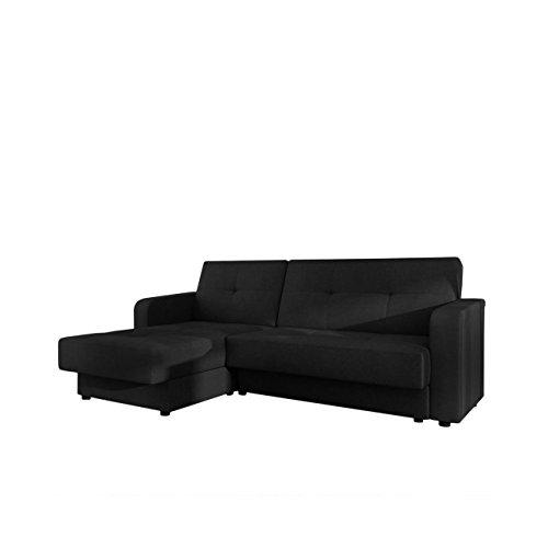 Seul style sofagarnitur schlafsofa eckcouch couchgarnitur for Eckcouch schlaffunktion bettkasten
