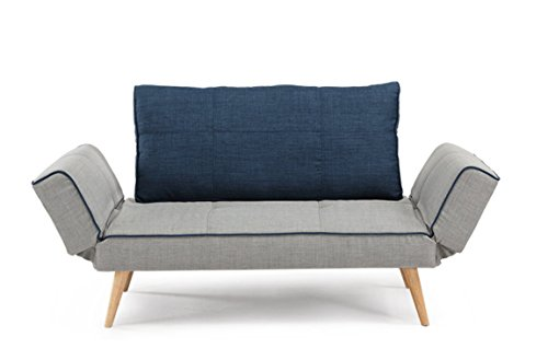 EBS® Schlafsofa Sofabett 3 Sitzer Sofa Klappsofa Modern Design