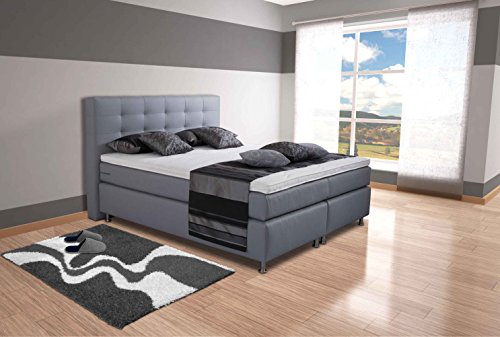 boxspringbett ph nix 7 zonen taschenfederkern lieferbar. Black Bedroom Furniture Sets. Home Design Ideas