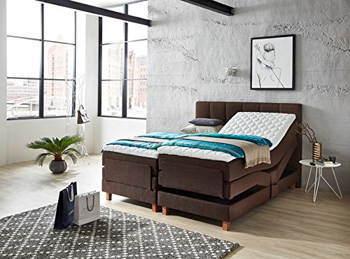boxspringbett rockstar heaven elektrisch verstellbar welcon 160x200 22 farben h1 h2 h3 h4 h5. Black Bedroom Furniture Sets. Home Design Ideas