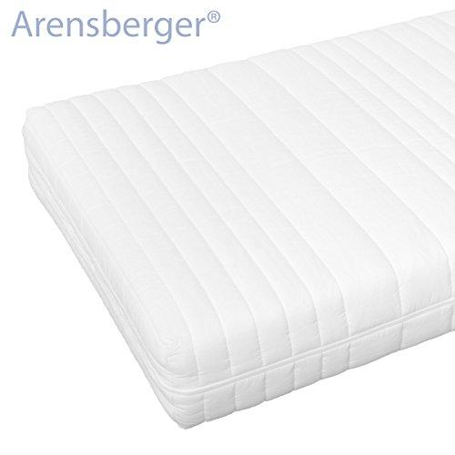 Arensberger ® 11-Zonen Traumpur-20 Matratze RG30 mit Nanocell Kern