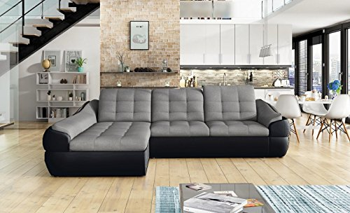 ecksofa infinity mini mit schlaffunktion sofa couch schlafsofa polsterecke bettfunktion m bel24. Black Bedroom Furniture Sets. Home Design Ideas
