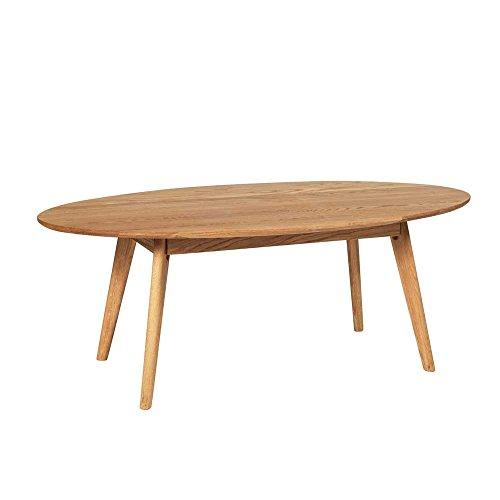 Esszimmertisch aus eiche massiv ge lt oval pharao24 m bel24 for Esszimmertisch oval