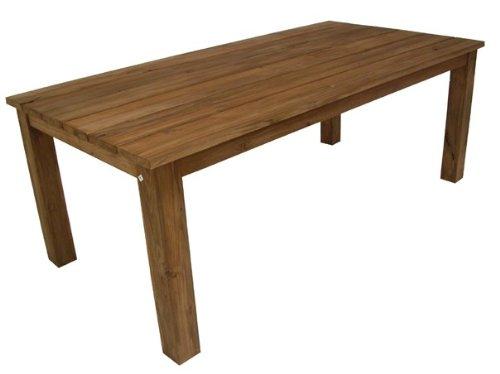 OLD JAVA Teakholztisch Tisch Esstisch zwei Größen Recycling-Teakholz besonders stabil