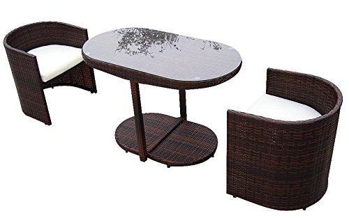 baidani designer rattan lounge garnitur space m bel24. Black Bedroom Furniture Sets. Home Design Ideas