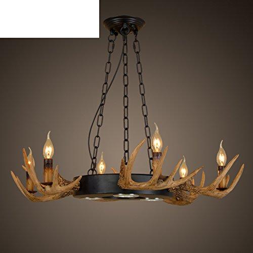 dorf wohnzimmer esszimmer vintage lampe sch pferische. Black Bedroom Furniture Sets. Home Design Ideas
