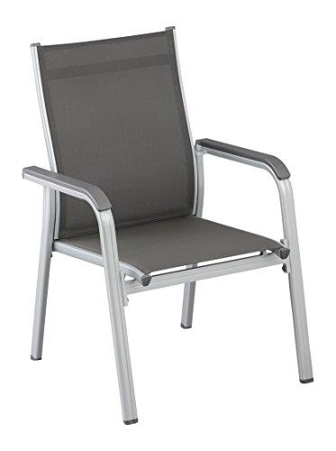 kettler basic plus advantage stapelsessel hochwertiger stapelstuhl garten terrassen oder. Black Bedroom Furniture Sets. Home Design Ideas