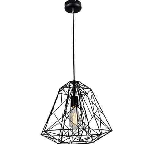 lightess retro design deckenleuchte hngelampe deckenlampe hngeleuchte industria deckenleuchte. Black Bedroom Furniture Sets. Home Design Ideas