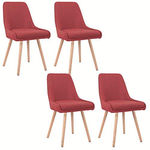 MCTECH-4er-Set-Retro-Esszimmersthle-Besucher-Stuhl-Esszimmerstuhl-Wohnzimmerstuhl-Stuhlgruppe-Konferenzsthle-Brostuhl-Kchenstuhl-Bro-Besucher-Sofas-0