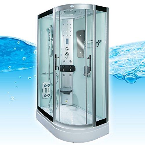 acquavapore dtp8060 7002r dusche dampfdusche duschtempel duschkabine 80x120 m bel24. Black Bedroom Furniture Sets. Home Design Ideas