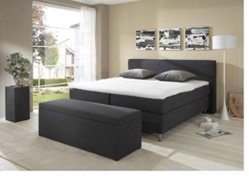Breckle-Boxspringbett-200-x-200-cm-Cozy-Box-Elektro-Inspiration-Hollanda-TFK-Topper-Gel-Comfort-0