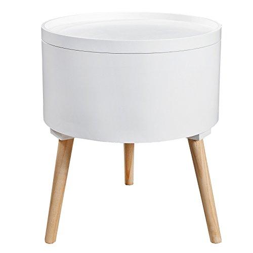 Design beistelltisch multi talent rund mit abnehmbarem - Ikea beistelltisch rund ...
