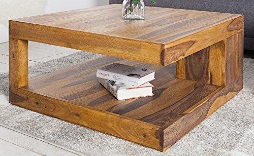 Dunord design couchtisch goa palisander massivholz tisch for Palisander tisch