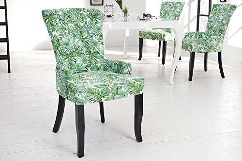 Dunord design esszimmerstuhl sessel dimension provence for Design stuhl flora