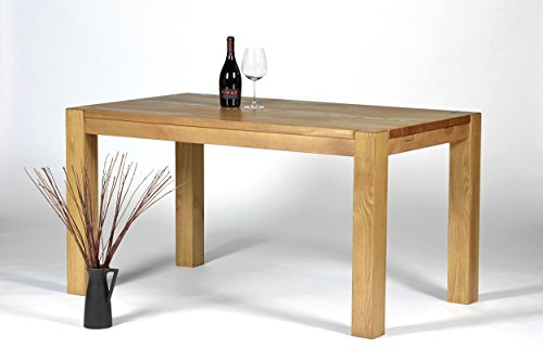 Esstisch rio bonito 140x80 cm pinie massivholz ge lt for Tisch esszimmer holz