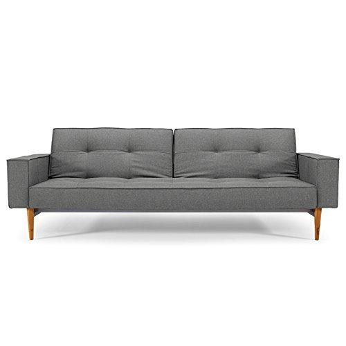Innovation-Schlafsofa-mit-Armlehnen-und-hellen-Holzbeinen-Splitback-Styletto-Light-Wood-0