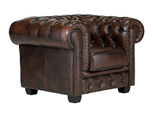 massivum sessel chesterfield leder m bel24. Black Bedroom Furniture Sets. Home Design Ideas