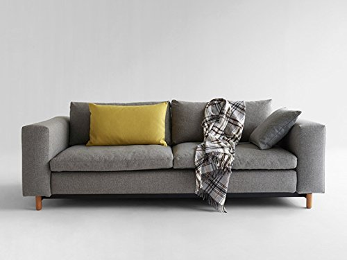 Schlafsofa magni sofa couch bett schlafcouch bettfunktion for Couch mit bett