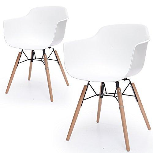 Stuhl set ltd83 schalenstuhl m bel24 for Schalenstuhl outdoor
