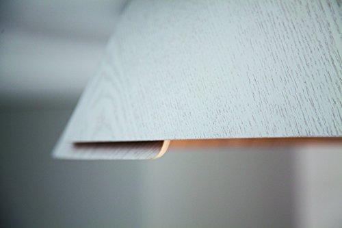 philips instyle led deckenleuchte nonagon wei holz m bel24. Black Bedroom Furniture Sets. Home Design Ideas