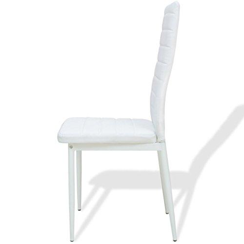vidaxl 3tlg sitzgruppe essgruppe tischset esszimmer. Black Bedroom Furniture Sets. Home Design Ideas