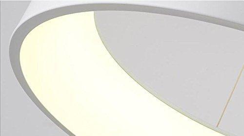 Led pendelleuchte modern hollow runde restaurant b ro for Runde esszimmertische modern