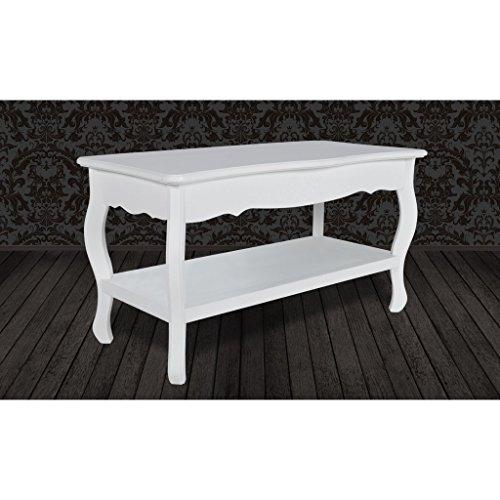 vidaXL Couchtisch Wohnzimmertisch Tisch