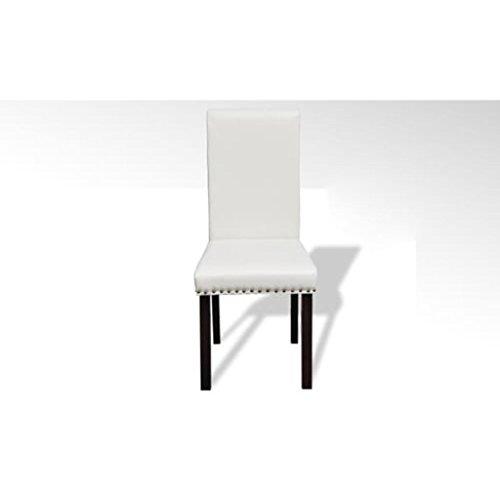 6 Stühle Stuhlgruppe Hochlehner Esszimmerstühle Essgruppe Sitzgruppe braun NEU 2