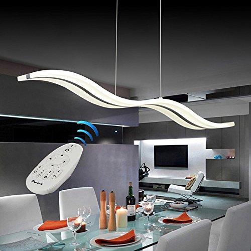 vi xixi led pendelleuchte dimmbar moderne kronleuchter. Black Bedroom Furniture Sets. Home Design Ideas