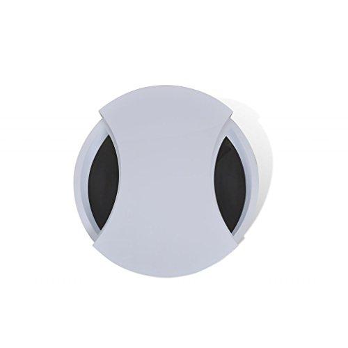 vidaxl couchtisch kaffeetisch formverstellbar hochglanz design wei 3 m bel24. Black Bedroom Furniture Sets. Home Design Ideas