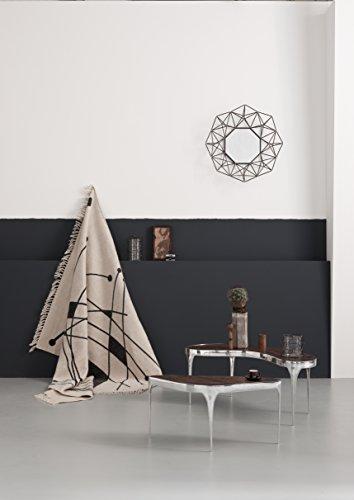 Kare Have a Break (2/Set) Couchtisch, Andere, Braun, 55 x 124 x 46 cm