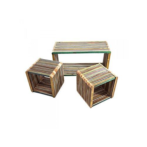 Kare 79155 Cuben Micado (3/Set)