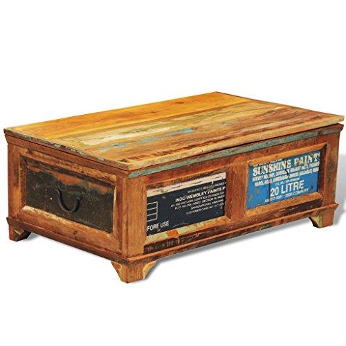 vidaxl antik teak massivholz aufbewahrung box couchtisch truhe shabby vintage retro m bel24. Black Bedroom Furniture Sets. Home Design Ideas