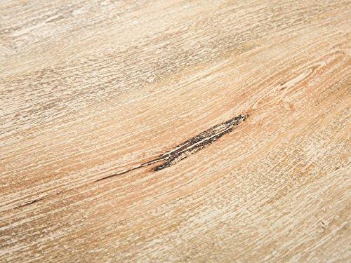 massivum Couchtisch Patina 90x45x90 cm Mango natur lackiert