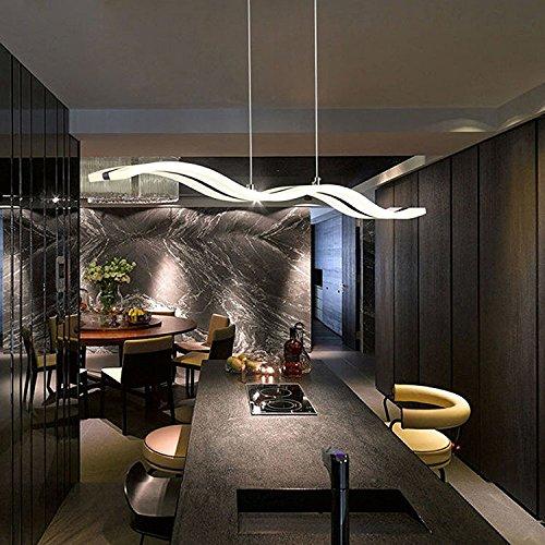 Create for life kronleuchter moderne welle led - Iluminacion led para el hogar ...