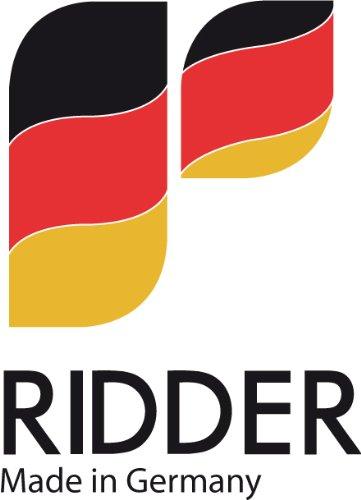 Ridder 68410-350 Duscheinlage ca. 54 x 54 cm, Playa schwarz