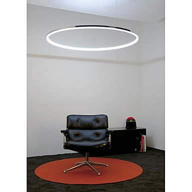 Pendelleuchte modernes Design Wohn LED-Ring