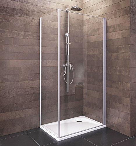 duschkabine bremen 90x75 cm dreht r seitenwand dusche. Black Bedroom Furniture Sets. Home Design Ideas