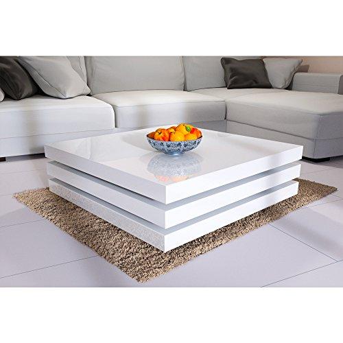 couchtisch wohnzimmertisch hochglanz beistelltisch tisch sofatisch tischplatte 360 drehbar. Black Bedroom Furniture Sets. Home Design Ideas