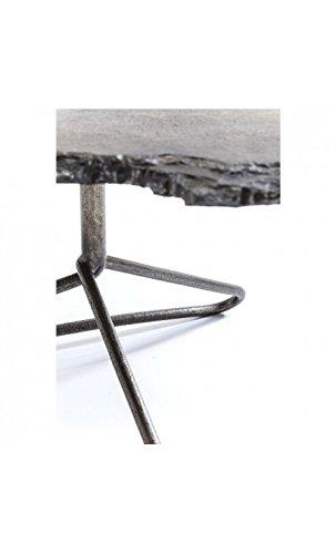 KARE Design 82115 Couchtisch Vulcano 82 x 92 cm