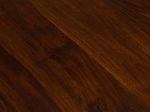 massivum Couchtisch Monrovia 90x40x90 cm Palisander braun lackiert